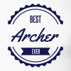 best archer tir à l'arc - T-shirt baseball manches longues Homme
