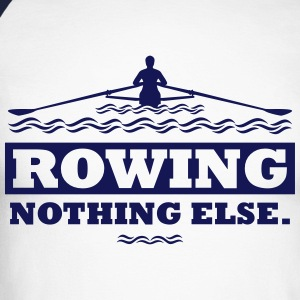 rowing nothing else Rudern Skull Boot Skiff