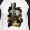 Guitare - T-shirt baseball manches longues Homme