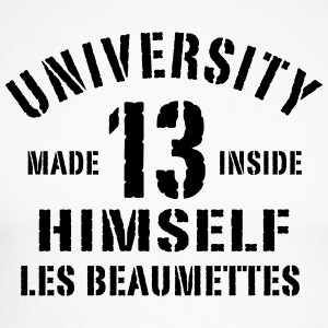 HIMSELF 13 - T-shirt baseball manches longues Homme