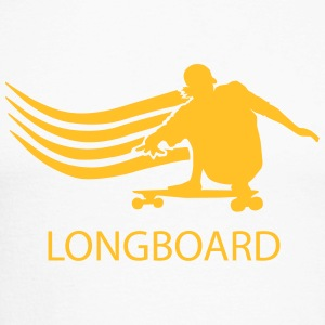 longboard - T-shirt baseball manches longues Homme