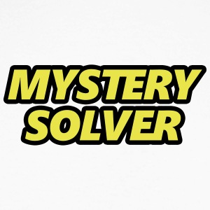 Mystery Solver - Men's Long Sleeve Baseball T-Shirt