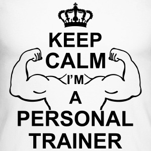 keep calm i'm a personal trainer kg10