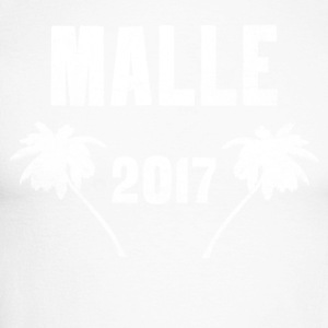 Malle 2017 - Malle T-Shirt - Men's Long Sleeve Baseball T-Shirt
