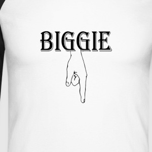 Biggie - T-shirt baseball manches longues Homme