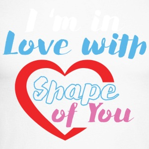 Shape of you! - T-shirt baseball manches longues Homme