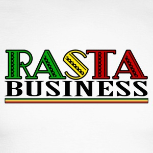 Rasta Business - T-shirt baseball manches longues Homme