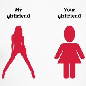 my girlfriend - your girlfriend