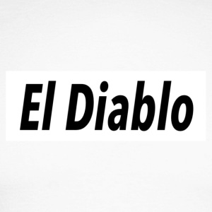 El Diablo - Salsa Dance Shirt - Men's Long Sleeve Baseball T-Shirt