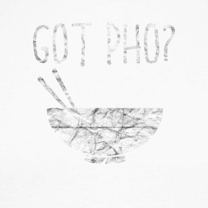 Do you have Pho? Vietnamese Cuisine Pho Funny - Men's Long Sleeve Baseball T-Shirt
