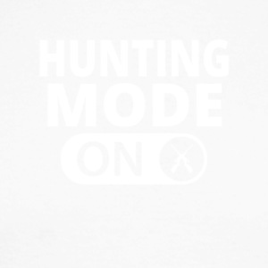 MODE ON HUNTING - Männer Baseballshirt langarm