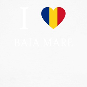 Love Romania BAIA MARE - Men's Long Sleeve Baseball T-Shirt