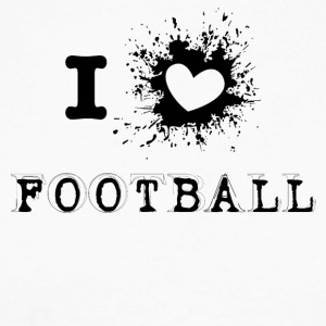 iLove Football - T-shirt baseball manches longues Homme