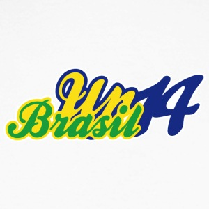 Up Brasil 14 - T-shirt baseball manches longues Homme