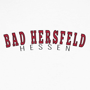 Bad Hersfeld Hesse - Men's Long Sleeve Baseball T-Shirt
