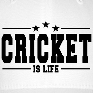 Cricket is life 1 / Cricket is life - Flexfit Baseball Cap