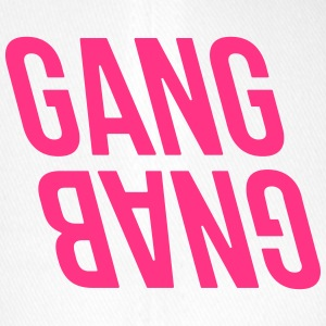 Gang Bang - Flexfit baseballcap