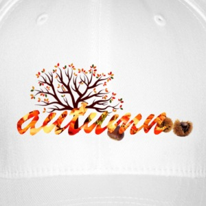 autumn - Cappello con visiera Flexfit