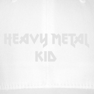 heavy metal kid - Flexfit Baseballkappe