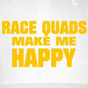 Quads Race - Casquette Flexfit
