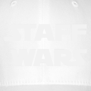 Staff Wars (2181) - Flexfit Baseballkappe