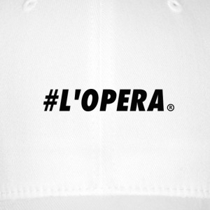 OPERA BLACK EDITION SPECIAL ORIGINALS NEW BRAND - Cappello con visiera Flexfit