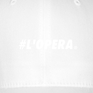 OPERA WHITE EDITION ORIGINALS NEW BRAND - Cappello con visiera Flexfit