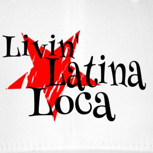 Livin Latina Loca Shirt - Black - Mambo de New York - Casquette Flexfit