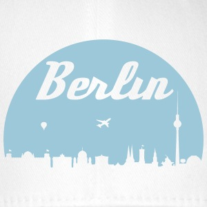 Berlin skyline - Casquette Flexfit