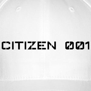 CITIZEN 001 - Flexfit baseballcap