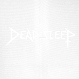 DEAD SLEEP - Flexfit Baseballkappe