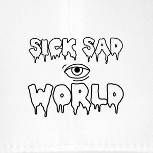 sicksadworld - Flexfit Baseballkappe