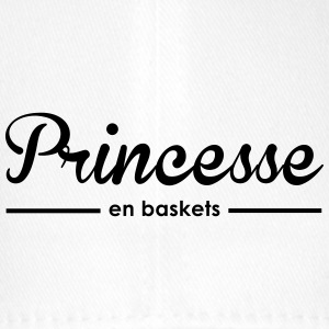 Princesse en baskets - Casquette Flexfit