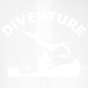 DIVERTURE Freediving Reef - Flexfit Baseballkappe
