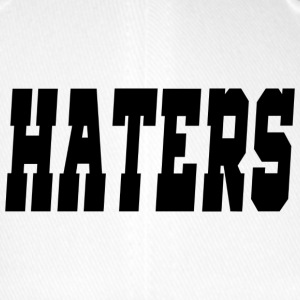 haters - Flexfit Baseball Cap