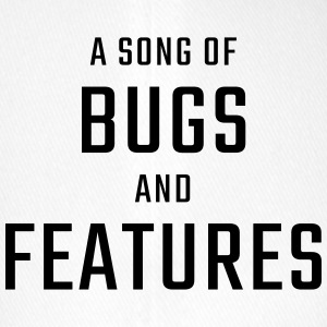 A Song of Bugs and Features - Flexfit Baseball Cap