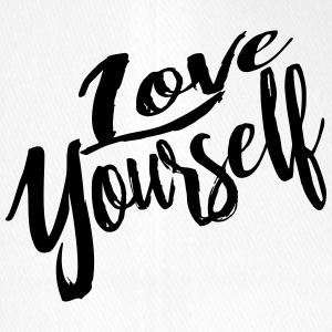 loveyourself - Flexfit Baseballkappe