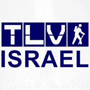 Tel Aviv Airport - Hiking - Flexfit Baseballkappe