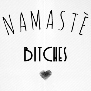 Namaste Bitches - Casquette Flexfit