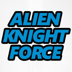 Alien Knight Force - Flexfit Baseballkappe