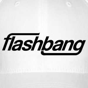 Flash Bang simple - 100kr don - Casquette Flexfit