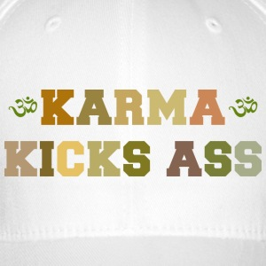 Ass Karma Kicks - Casquette Flexfit