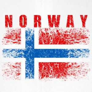 Norway Flag 008 AllroundDesigns - Flexfit Baseball Cap