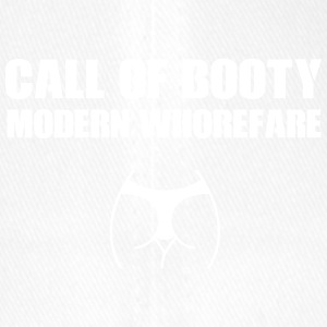 Call of Booty - Whorefare moderne - Casquette Flexfit