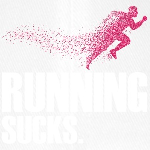 Running Sucks - Flexfit Baseball Cap