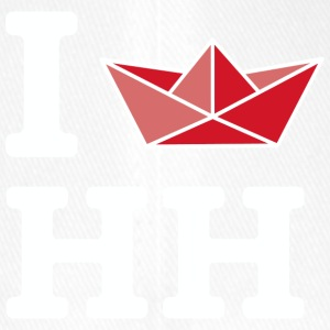 I [ship] HH - Flexfit Baseball Cap