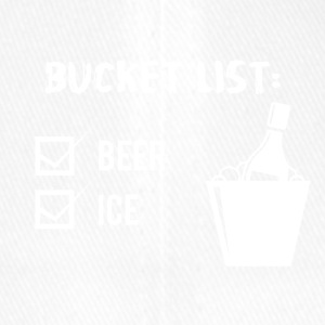 Piwo - Bucket List: Beer and Ice - Czapka z daszkiem flexfit