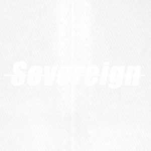 Sovereign White Dashed - Flexfit Baseball Cap