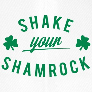 Ireland / St. Patrick's Day: Shake Your Shamrock - Flexfit baseballcap