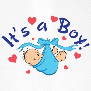 It's a Boy! - Flexfit Baseball Cap